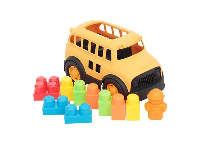 Развитика Игрушка Школьный автобус фото