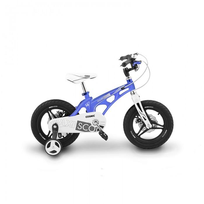 Купить Велосипед двухколесный Maxiscoo Cosmic 14 Делюкс в интернет магазине. Цены, фото, описания, характеристики, отзывы, обзоры