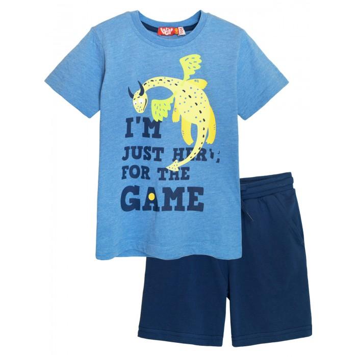 Купить Let s Go Комплект для мальчика (футболка, шорты) 4251 в интернет магазине. Цены, фото, описания, характеристики, отзывы, обзоры
