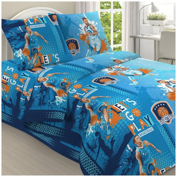 Купить Постельное белье Letto Баскетбол (3 предмета) в интернет магазине. Цены, фото, описания, характеристики, отзывы, обзоры