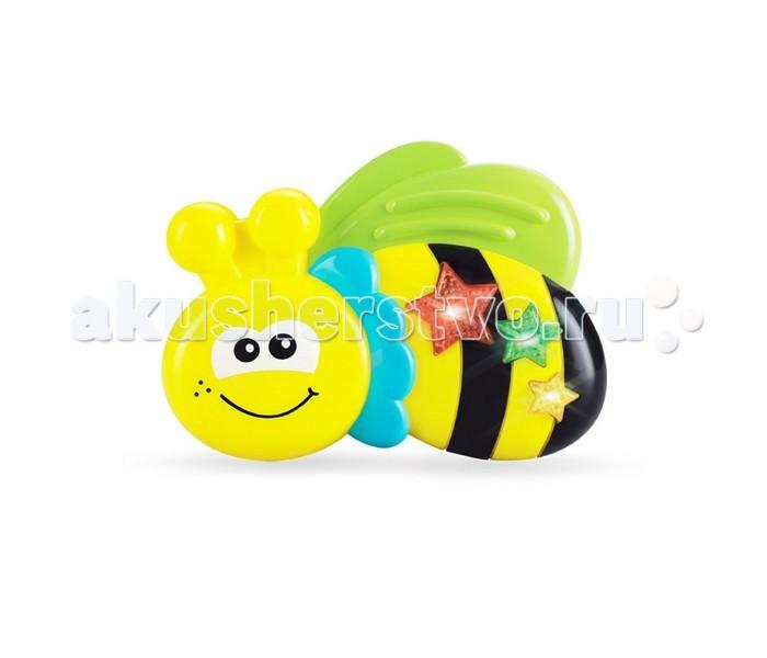 Музыкальные игрушки Zhorya Букашки Пчелка электронные игрушки zhorya деткий компьютер планшет