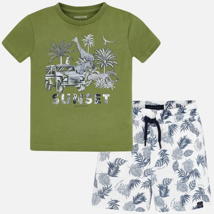 Купить Mayoral Комплект одежды для мальчика 3625 в интернет магазине. Цены, фото, описания, характеристики, отзывы, обзоры