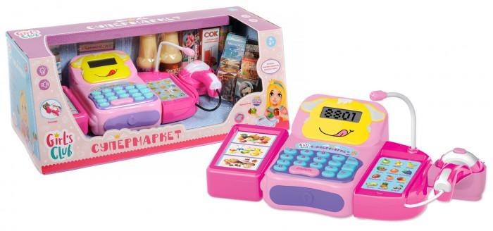 Купить Ролевые игры, Girls Club Набор Супермаркет IT105361