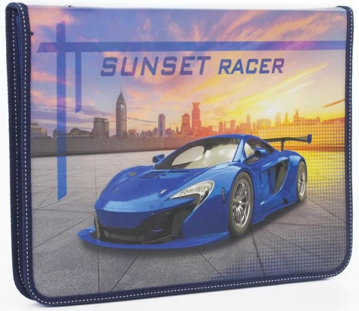 Купить Юнландия Папка для труда Sunset racer А4 в интернет магазине. Цены, фото, описания, характеристики, отзывы, обзоры