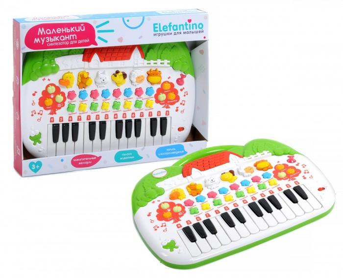 Музыкальный инструмент Elefantino Синтезатор IT102704