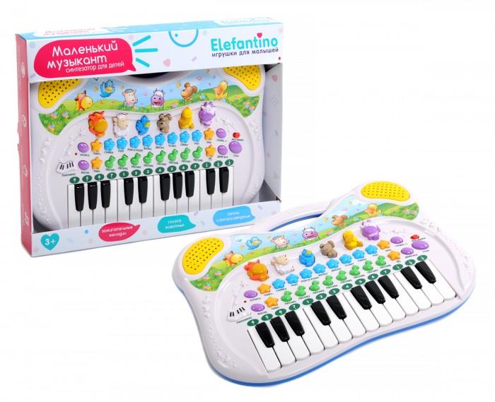Музыкальный инструмент Elefantino Синтезатор IT102705