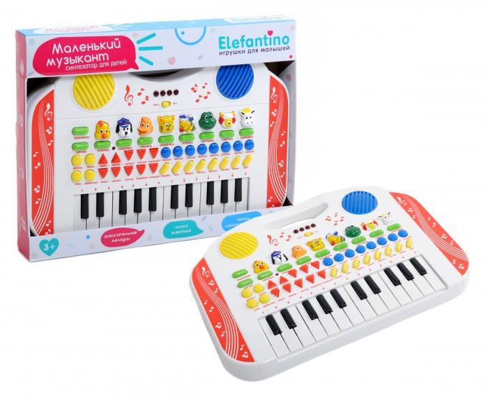 Музыкальный инструмент Elefantino Синтезатор IT102706