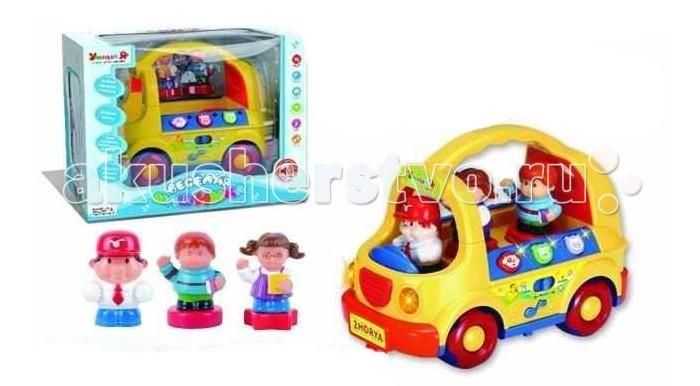 Развивающая игрушка Zhorya Умный Я Машинка на батарейкахУмный Я Машинка на батарейкахРазвивающие игрушки Zhorya Умный Я Машинка на батарейках увлекательная игрушка с различными звуковыми эффектами.   Модель создана в забавном, красочном стиле, а кузов имеет округлые очертания, что очень нравится детям. Игрушка изготовлена из высококачественного прочного пластика и оснащена световыми и звуковыми эффектами, что сделает игровой процесс еще более захватывающим.   Веселая машинка познакомит ребенка с названиями животных и звукам, которые они издают, а также разучит фразы из детской песенки (русское профессиональное озвучивание).<br>