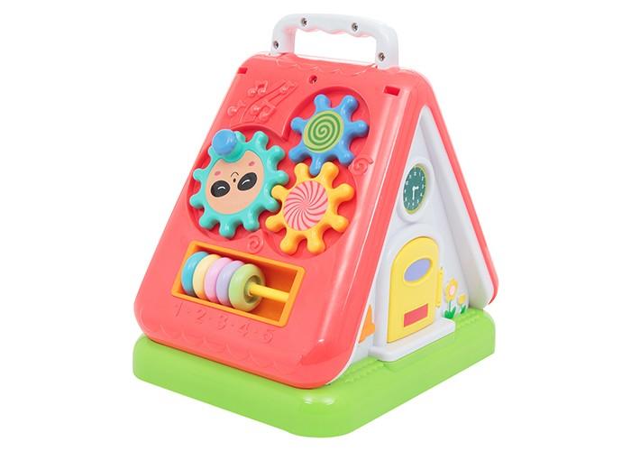 Купить Электронные игрушки, Развитика Музыкальный центр Домик 5 в 1