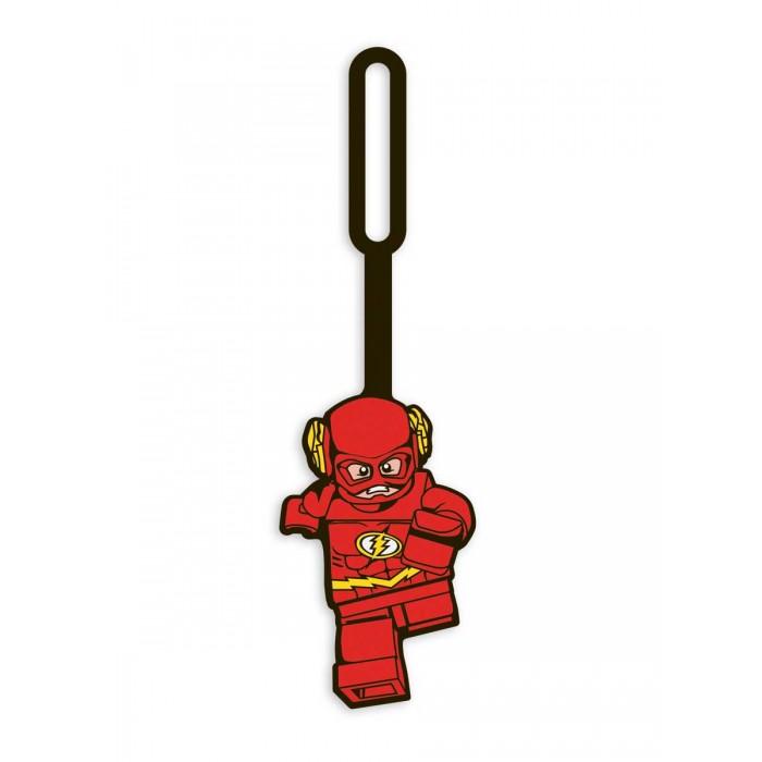 Детские чемоданы Lego Super Heroes Бирка для багажа The Flash