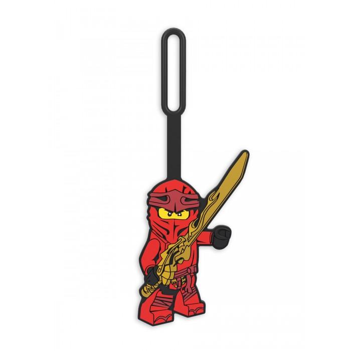Купить Lego Ninjago Movie Бирка для багажа Kai 52494 в интернет магазине. Цены, фото, описания, характеристики, отзывы, обзоры