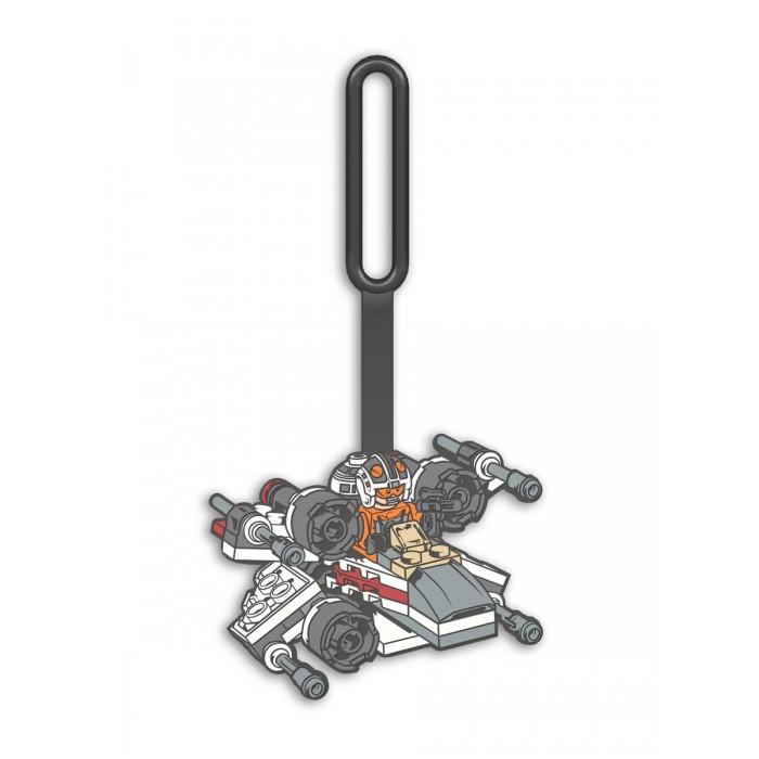 Купить Lego Star Wars Бирка для багажа X-wing в интернет магазине. Цены, фото, описания, характеристики, отзывы, обзоры