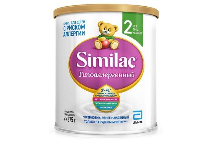 Купить Similac Специальная молочная смесь, гипоаллергенная 6-12 мес. 375 г в интернет магазине. Цены, фото, описания, характеристики, отзывы, обзоры