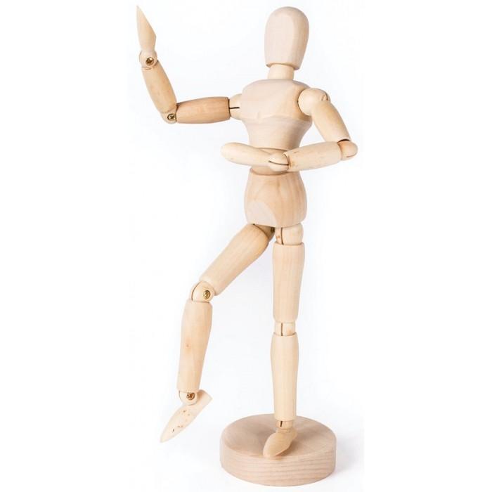 Купить Brauberg Art Classic Манекен человека художественный мужской 20 см в интернет магазине. Цены, фото, описания, характеристики, отзывы, обзоры