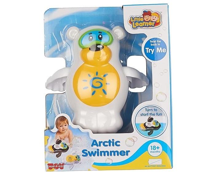 Игрушки для ванны Hap-p-Kid Игрушка для купания Северный медведь