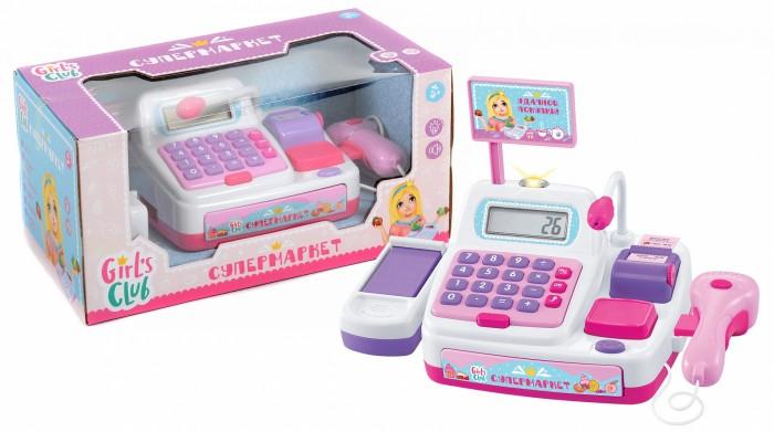 Купить Ролевые игры, Girls Club Игровой набор Супермаркет IT105363