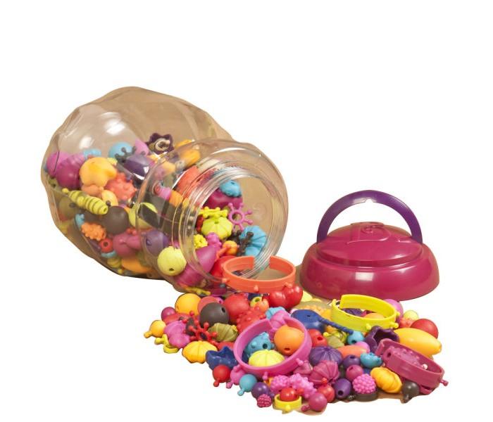 Наборы для творчества Battat B.Dot Мини-набор для детских украшений набор для песочницы battat ready beach bag с машинкой 11 предметов