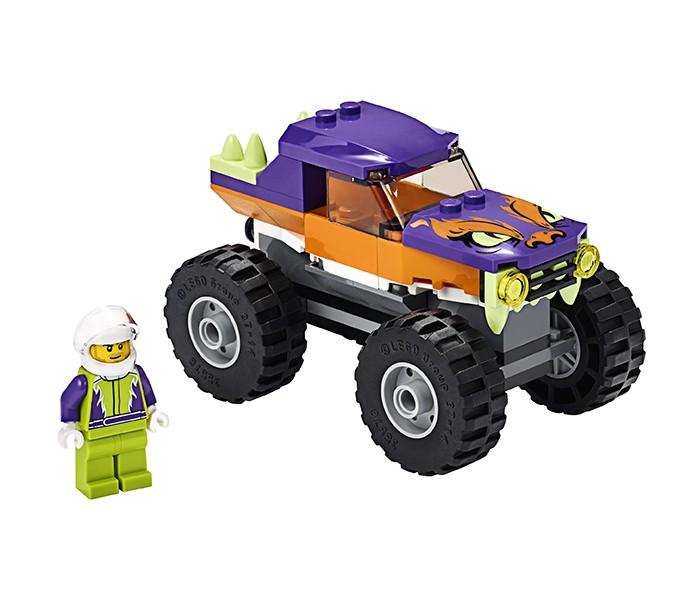 Конструктор Lego City 60251 Лего Город Монстр-трак