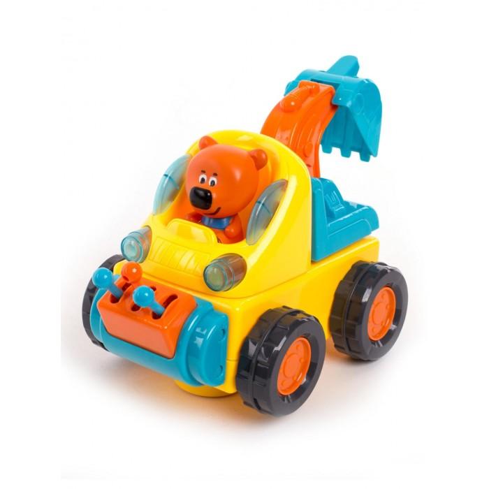 Ми-ми-мишки Транспортный набор Кеша Экскаватор.