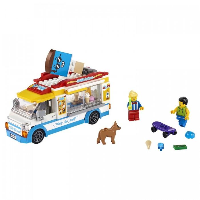 Lego Lego City 60253 Лего Город Грузовик мороженщика