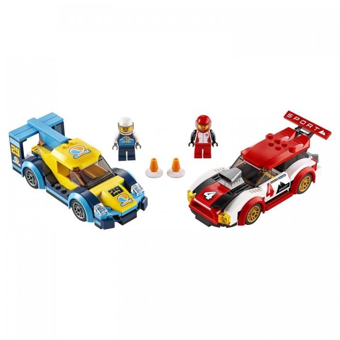 Конструктор Lego City 60256 Лего Город Гоночные автомобили