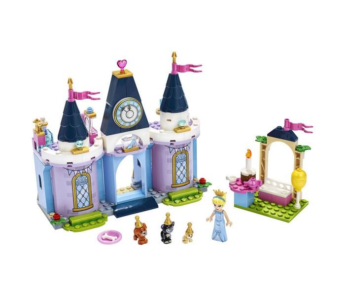 Купить Конструктор Lego Disney Princess 43178 Лего Принцессы Дисней Праздник в замке Золушки