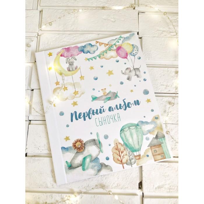Купить Фотоальбомы и рамки, Mimishka kids Первый альбом малыша Воздушный шар