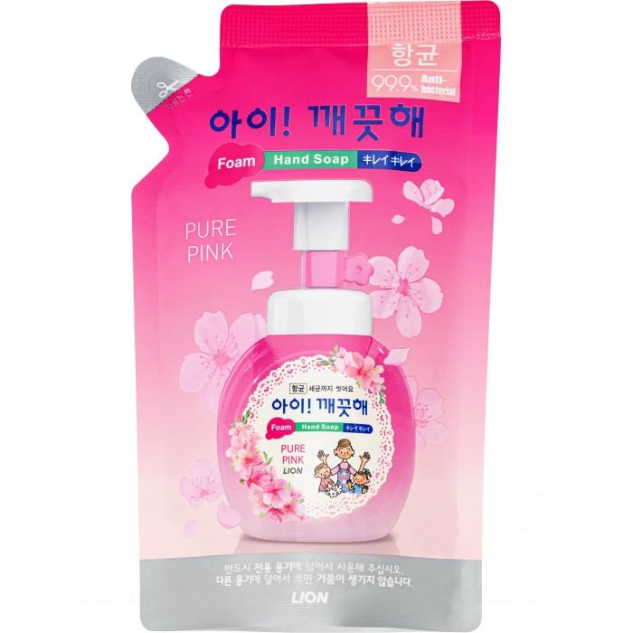 Купить CJ Lion Пенное мыло для рук Ai-Kekute Цветочный букет запасной блок 200 мл в интернет магазине. Цены, фото, описания, характеристики, отзывы, обзоры