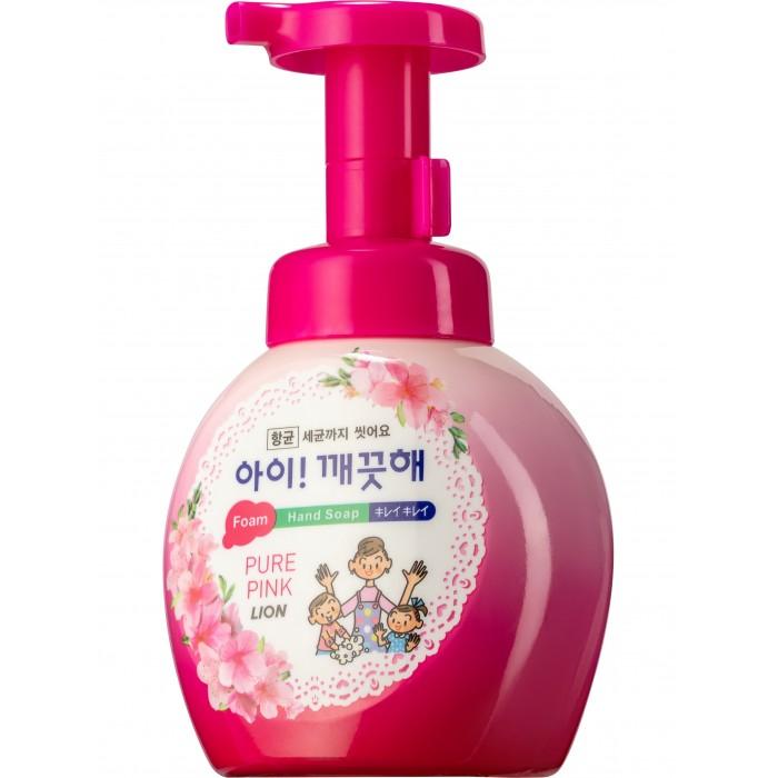 Купить CJ Lion Пенное мыло для рук Ai - Kekute Цветочный флакон-дозатор 250 мл в интернет магазине. Цены, фото, описания, характеристики, отзывы, обзоры