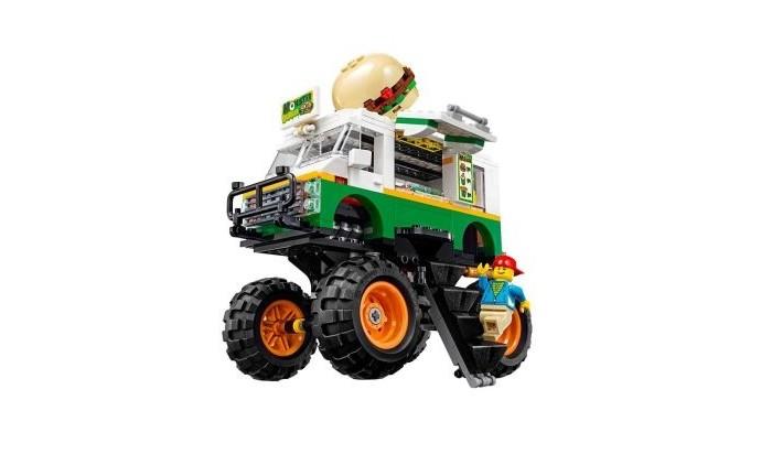 Картинка для Lego Lego Creator Грузовик Монстрбургер