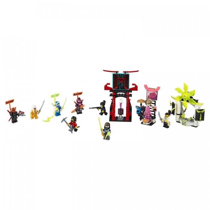 Конструктор Lego Ninjago Киберрынок