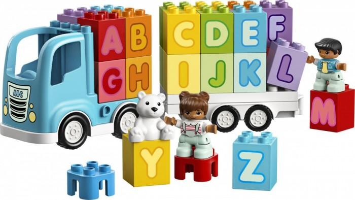 Lego Lego Duplo Грузовик Алфавит