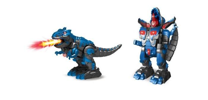 Наша Игрушка Трансформер Динозавр-робот радиоуправляемый от Наша Игрушка
