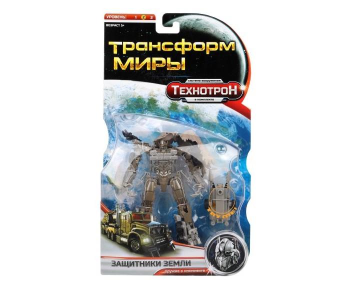 Роботы Наша Игрушка Трансформер Робот-машина 8101 роботы наша игрушка трансформер машина робот zyb b2873 2
