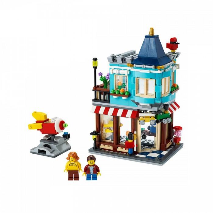Фото - Lego Lego Creator Городской магазин игрушек lego creator городской магазин игрушек 31105
