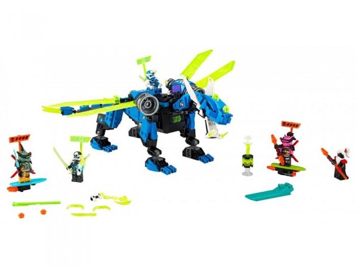 Конструктор Lego Ninjago Кибердракон Джея
