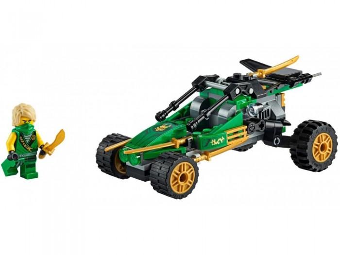 Lego Lego Ninjago Тропический внедорожник lego lego ninjago внедорожник катана 4x4