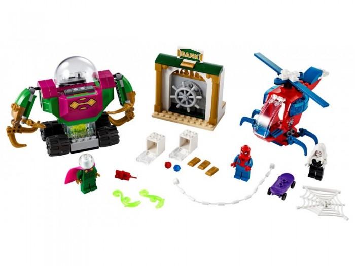 Конструктор Lego Super Heroes Угрозы Мистерио