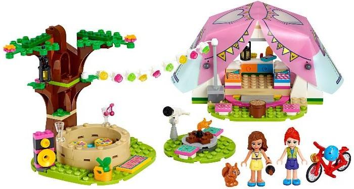 Купить Конструктор Lego Friends 41392 Лего Подружки Роскошный отдых на природе