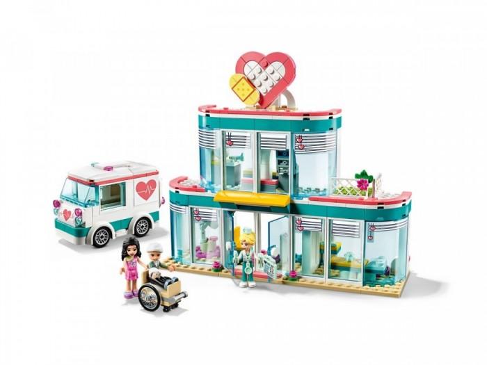 Купить Конструктор Lego Friends 41394 Лего Подружки Городская больница Хартлейк Сити