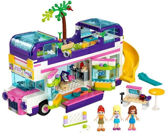 Купить Конструктор Lego Friends 41395 Лего Подружки Автобус для друзей