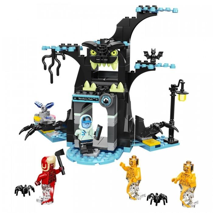 Конструктор Lego Hidden Side 70427 Добро пожаловать в Hidden Side фото