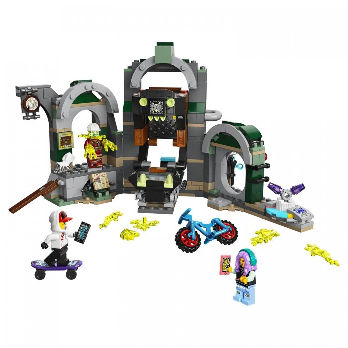 Конструктор Lego Hidden Side 70430 Метро Ньюбери