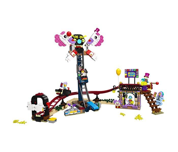 Конструктор Lego Hidden Side 70432 Призрачная ярмарка
