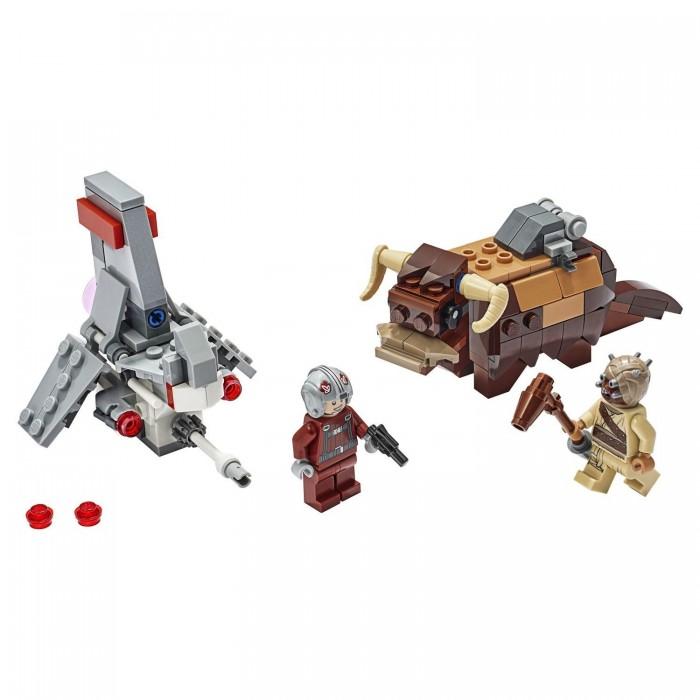 Конструктор Lego Star Wars 75265 Лего Звездные Войны Микрофайтеры: Скайхоппер T-16 против Банты
