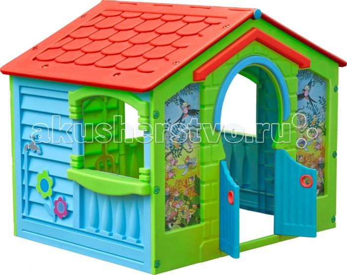 Palplay (Marian Plast) Игровой домик Коттедж