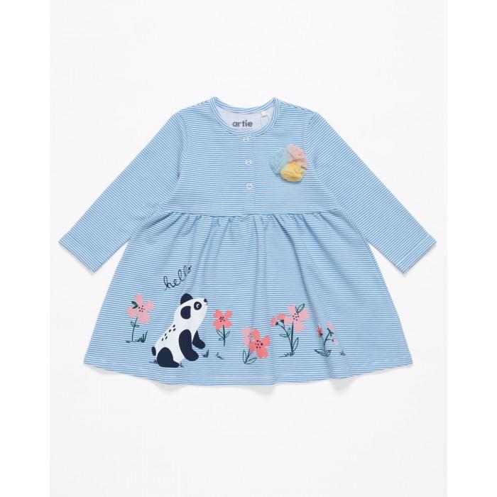 Купить Artie Платье для девочки Panda APl-432d в интернет магазине. Цены, фото, описания, характеристики, отзывы, обзоры