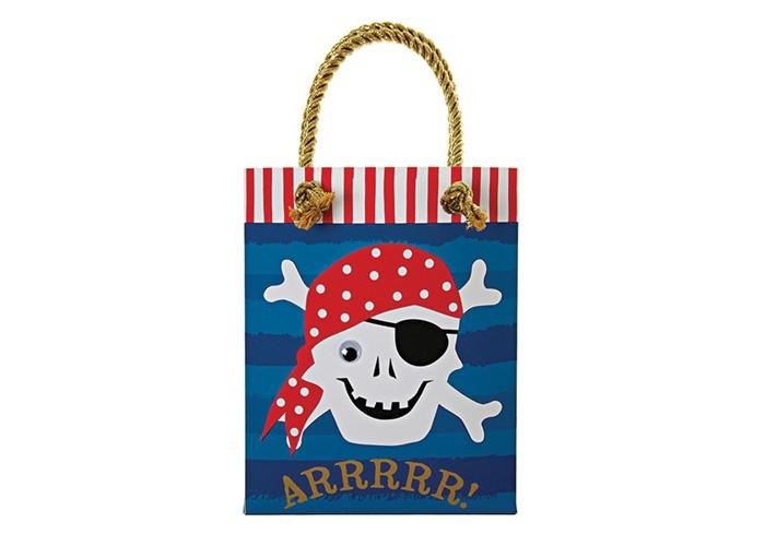Товары для праздника MeriMeri Подарочные пакеты Пираты