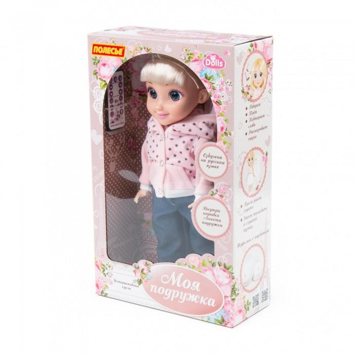 Куклы и одежда для кукол Полесье Кукла Кристина на прогулке 37 см