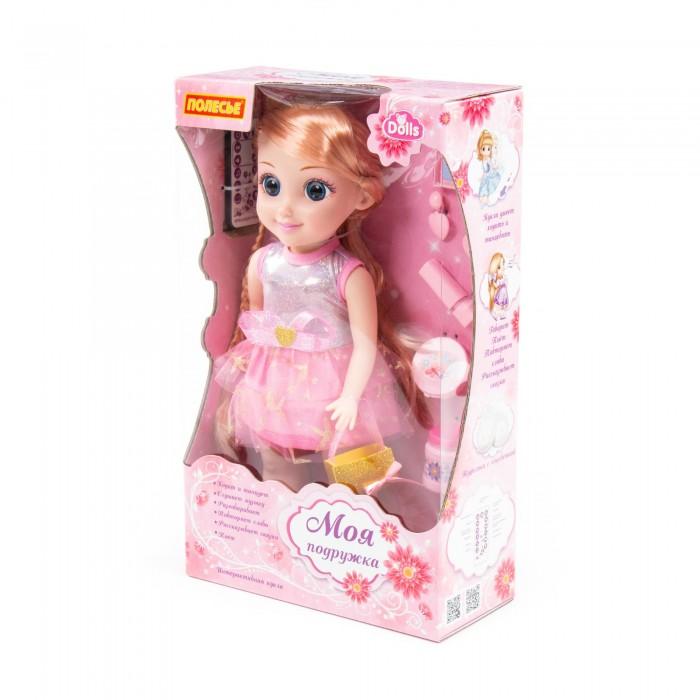Куклы и одежда для кукол Полесье Кукла Милана в салоне красоты 37 см